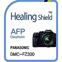 Crystal Transparente Membrane 3 x Panasonic Lumix DMC-FZ300 Protector de Pantalla
