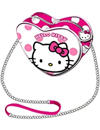 Bolso Hello Kitty Dots mini corazon