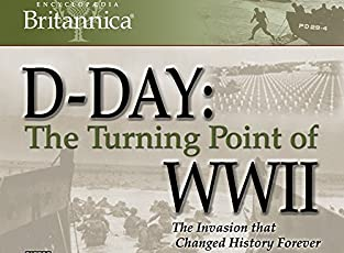 Encyclopedia Britannica D-Day: The Turning Point of WWII (CD)