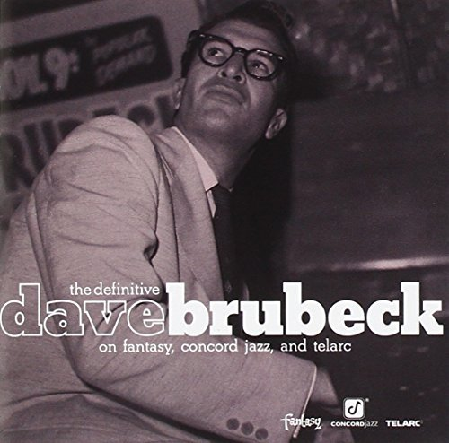 The Definitive Dave Brubeck On Fantasy, Concord Jazz And Telarc [2 CD] by Dave Brubeck (2010-11-16)