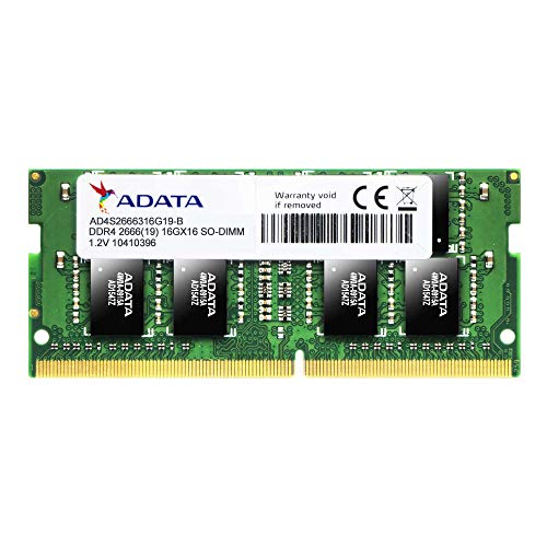 ADATA Premier AD4S2666316G19-R 16GB DDR4 2666MHz 260-pin SODIMM RAM