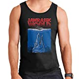 Jawrassic World Mosasaurus Jurassic Jaws Men's Vest