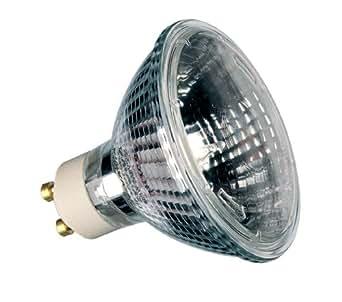 Sylvania 22274 Hi-Spot ES 63 75 W 240 V GU10 Fitting, Glass