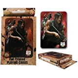The Walking Dead Playing Cards by JUST FUNKY