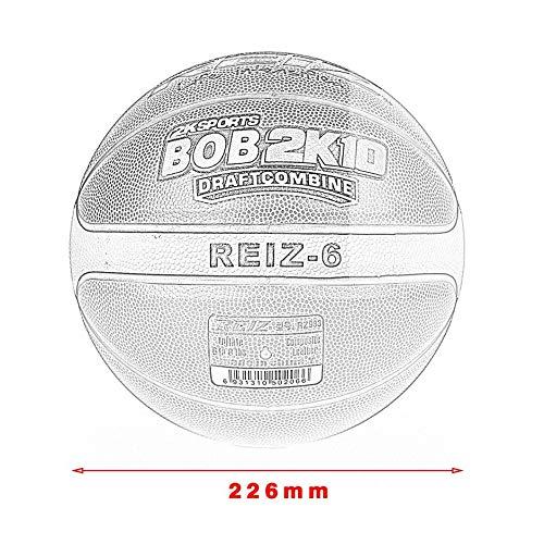 DEH REIZ 6# Pelota de Baloncesto para Exteriores