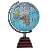 Waypoint Geographic Pacific II Illuminated Desktop Globe, 12""