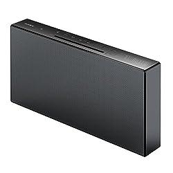 Sony CMT-X3CD Micro-HiFi System (CD, USB, Bluetooth, 20 Watt) schwarz