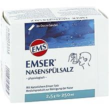 Emser Nasenspülsalz Beutel, 20 St.