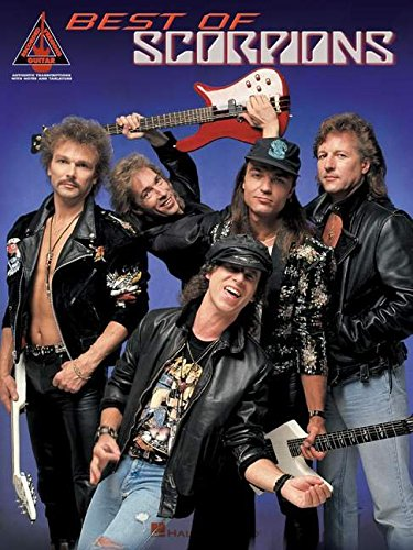 Best of scorpions guitare (Guitar Recorded Versions)