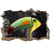 Suchergebnis auf f r tukan bilder poster kunstdrucke skulpturen m bel - Poster wanddurchbruch ...