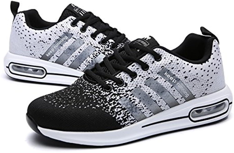 Venta caliente hombres zapatos deportivos Sneakers hombres zapatos zapatillas para hombres acolchado cojín de