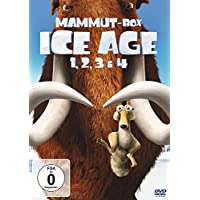 Ice Age 1-4 [4 DVDs]