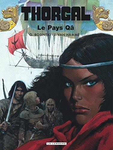 Thorgal, tome 10 : Le Pays Qâ