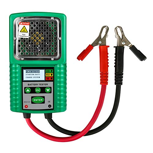 3-in-1-Batterietester Traction / Power-Start Batterietester Ladesystem-Test für USV / Solarenergie / Schiffsbatterie 6V / 12V DC