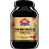 Pure Whey Protein Isolate 96 - 100% mikrofiltriert Whey Protein - 2200g - Vanille