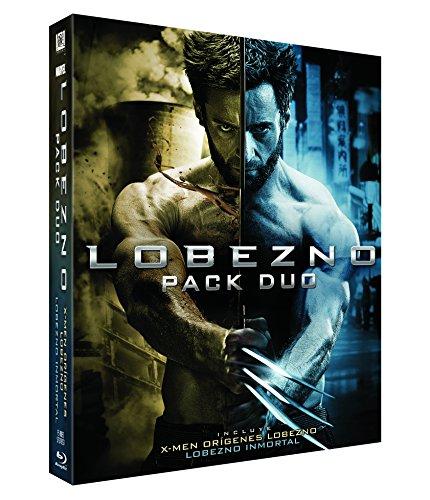 Lobezno: Inmortal 1+2 [Blu-ray]