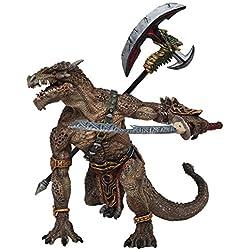 Papo - Mutante Dragón, figura con diseño El Mundo Fantástico (2038975)