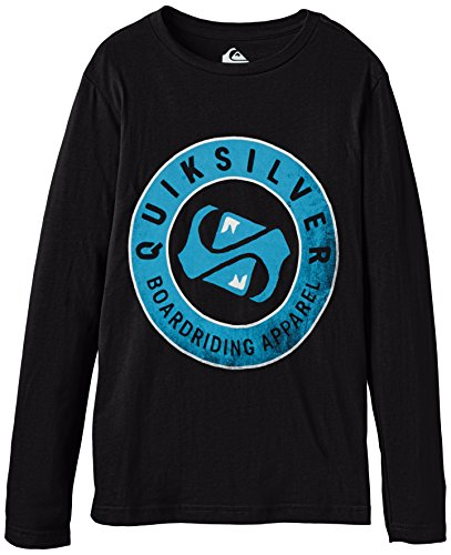 quiksilver-finishline-t-shirt-manches-longues-garcon-noir-fr-8-ans-taille-fabricant-xs-8