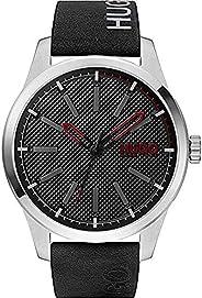 Hugo Mens Analogue Quartz Watch Invent
