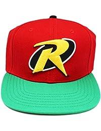 Batman Robin R Logo Baseball Cap Hat