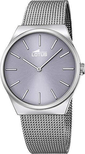 Lotus Minimalist 18285/3 Reloj unisex muy elegante