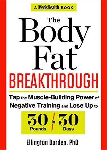 Body Fat Breakthrough, The by Darden (2014-07-01)