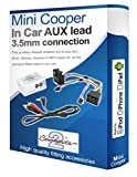 BMW Mini Cooper AUX iPod iPhone MP3 player BMW iPod Aux in Adapter Interface Set