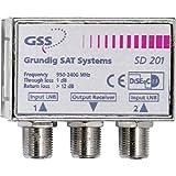 Grundig SAT Systems DiSEqC SD 201 - Multischalter für Satellitensignal