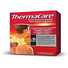 Thermacare, Parche Térmico Terapéutico para el dolor de Cuello, Hombro y Muñeca - 6 Unidades