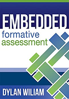 Embedded Formative Assessment by [Wiliam, Dylan]