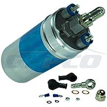 Bomba de gasolina Max 8bar 225L/H + Set de conexión para Audi Ford Mercedes Benz Ferrari