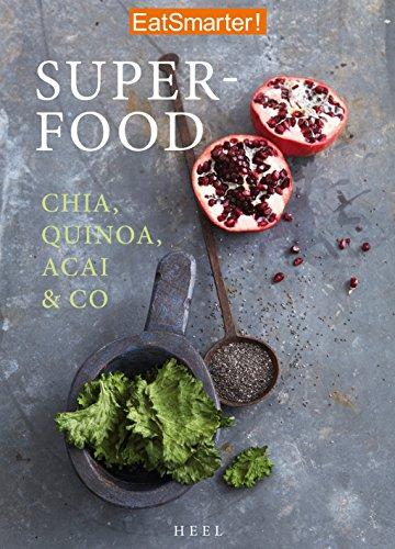 Gebraucht, EatSmarter! Superfood: Chia, Quinoa, Acai & Co. gebraucht kaufen  Wird an jeden Ort in Deutschland