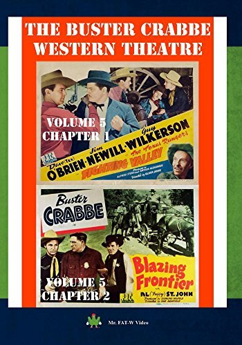 the-buster-crabbe-western-theatre-volume-5-by-dave-obrien