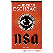 NSA - Nationales Sicherheits-Amt (German Edition)