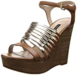 French Connection Women's Demi Wedge Sandal
