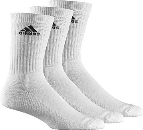 adidas Performance Herren Socken Pack weiß 35-38 (Hohe Socken Männer)