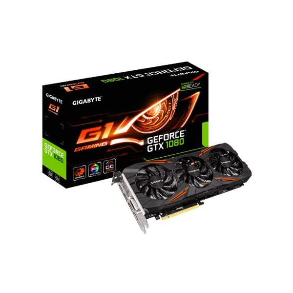 Gigabyte-GeForce-GTX-1080-Gaming-8GB-GDDR5X-RTL-256-bit-PCI-E-30-x16-Dual-link-DVI-Dx1-HDMI-20bx1-Display-Port-14x3
