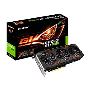 Carte Graphique Gigabyte GeForce GV-N1080G1 GAMING-8GD