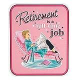 Hallmark-Biglietto di auguri per la pensione'A tempo pieno Job', misura S