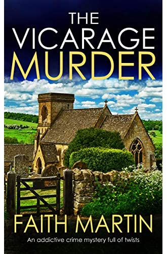 THE VICARAGE MURDER an addictive crime mystery full of twists