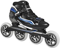 Powerslide Inline R2 Skate II, Schwarz, 42