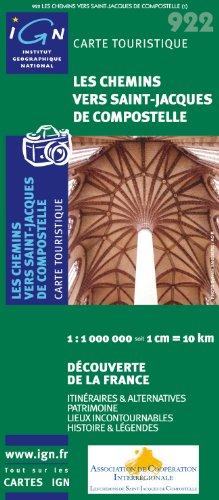 Chemins Vers St-Jacques De Compostelle