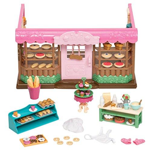 Li'l Woodzeez Tickle-Your-Taste-Buds Bakery Spielset Lil Taste