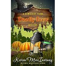 Deadly Brew (Dewberry Farm Mysteries Book 3) (English Edition)
