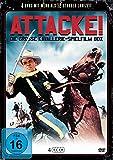 Attacke! - Die grosse Kavallerie-Spielfilm Box [4 DVDs]