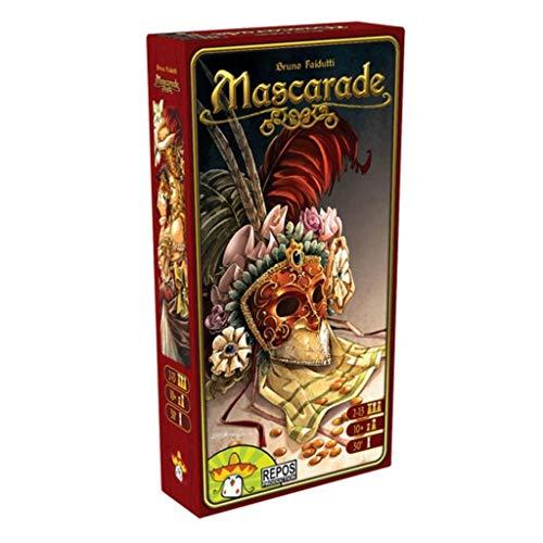 Repos Production- Mascarade - Español