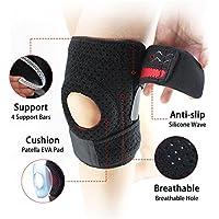 Generic fitxpro Kniebandage–Hohe Qualität Verstellbar Atmungsaktiv Kniebandage, Schmerzlinderung–Laufen–... preisvergleich bei billige-tabletten.eu