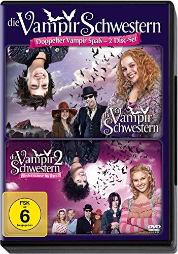 Die Vampirschwestern/Die Vampirschwestern 2 - Fledermäuse im Bauch