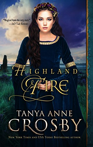 Highland Fire (Guardians of the Stone Book 1) (English Edition)