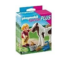 Playmobil Mädchen mit Pony 5291 4 +